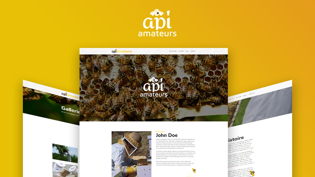 Api Amateurs Divi Layout Featured Images